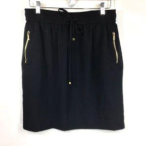 🟣CALVIN KLEIN | Black Skirt